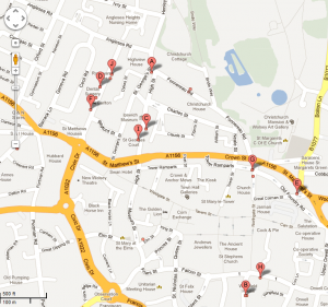 Google Maps Dentist Ipswich