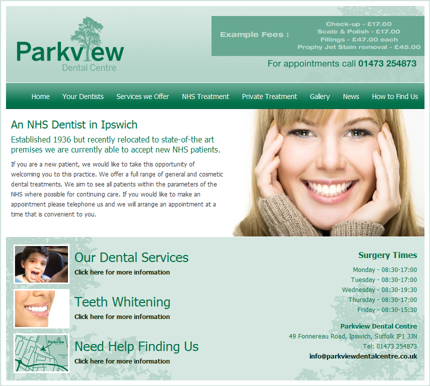 ParkviewDentalCentre